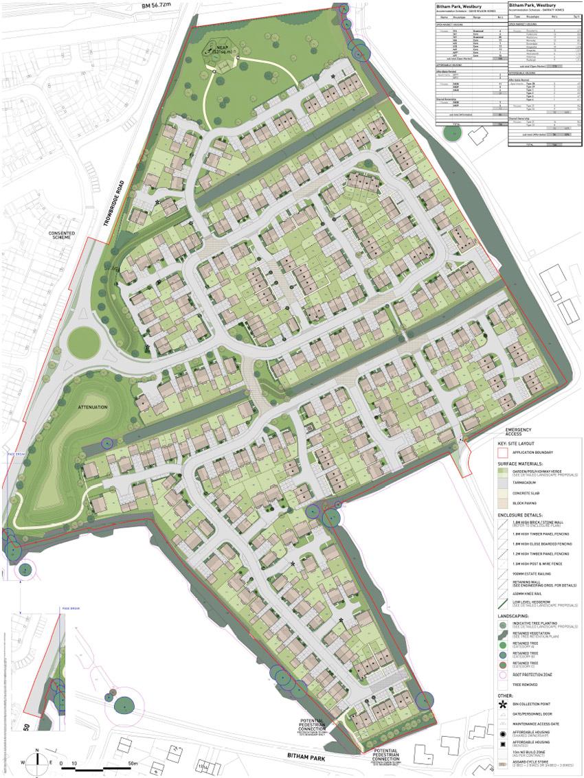 Bitham Park Plans