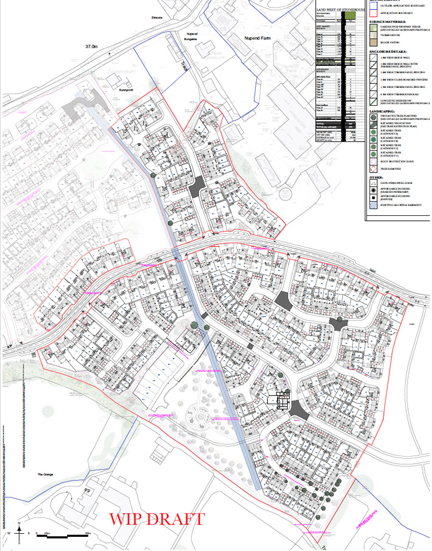Great Oldbury - Submitted Plans