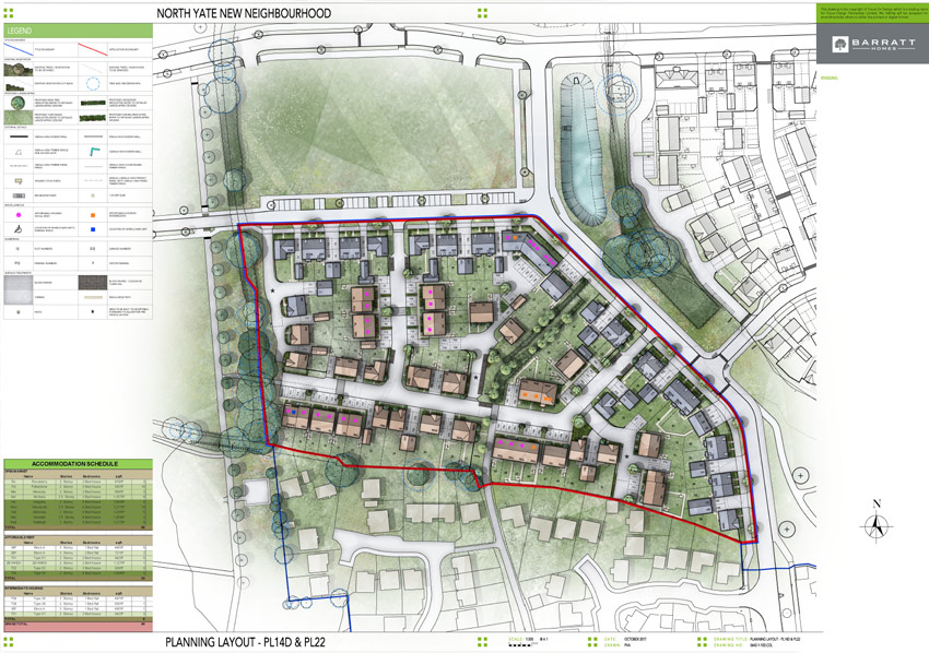 Ladden Garden Village Plans
