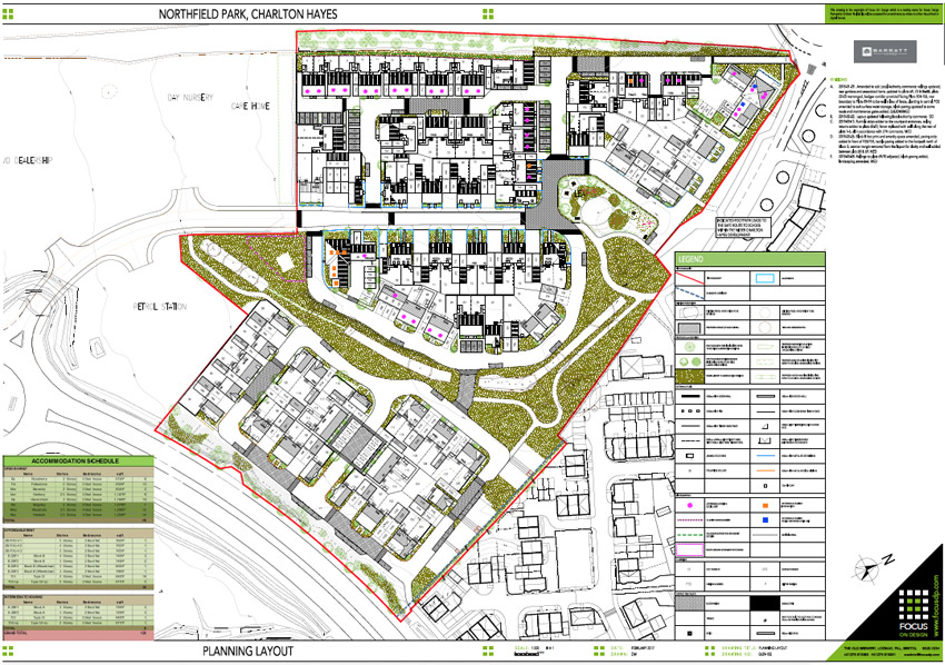 Northfields Park Plans