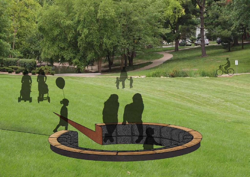 Blackberry Park Artwork