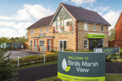 Birds Marsh View Show Home